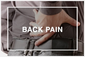 Back Pain Symptoms